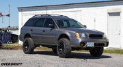Subaru Forester Lift Kit - fdfraceshop