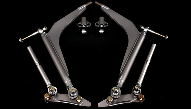 BMW E46 Mantis angle kits