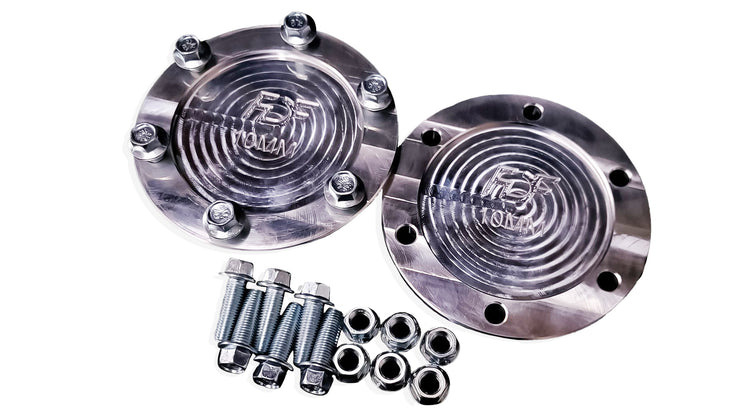 Nissan/Infiniti 350z/G35/370z/G37 Axle Spacers 10mm