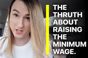 Underpaid Clothing- The Truth About Raising the Minimum Wage - Read Now