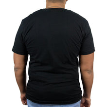 Underpaid Clothing - The Working Dead -Back View- Black Model