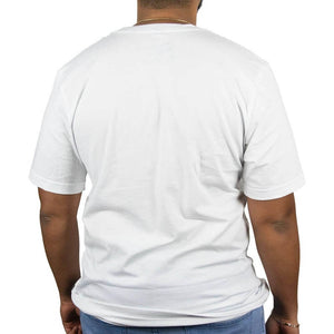 Underpaid Clothing Value Your Worth T-Shirt Back of shirt
