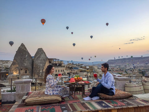 Top 4 Travel Tips for Cappadocia, Turkey