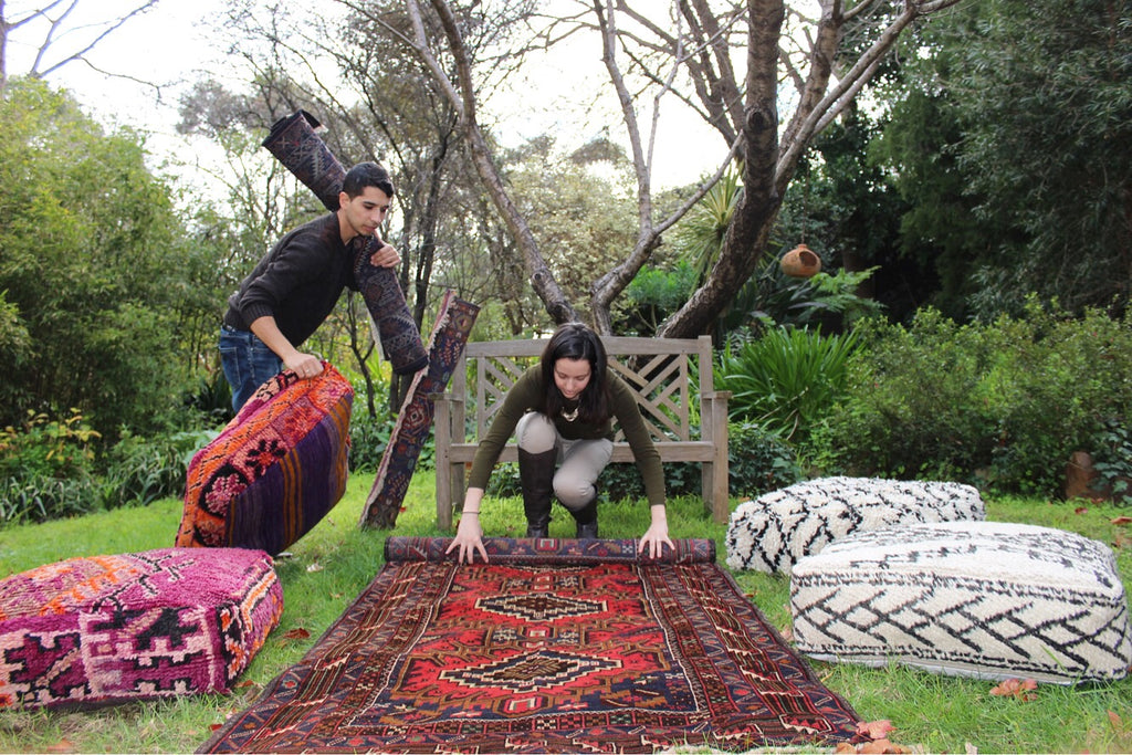 How To Clean Your Handmade Rug