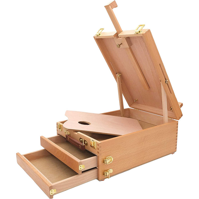 Artist Tabletop Sketchbox Easel