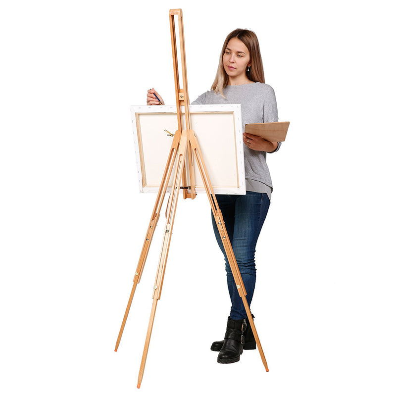 Plein Air Painting Easel with Carrying Case
