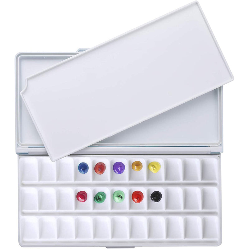 Airtight Leakproof Watercolor Palette