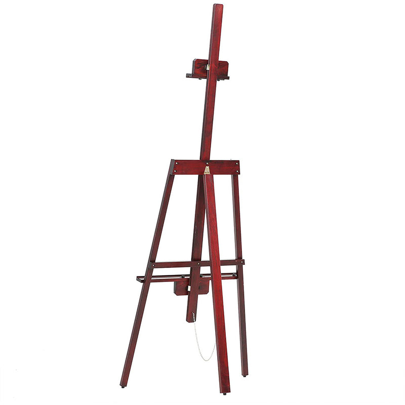 Lyre Easel Tripod Easel for Display and Painting