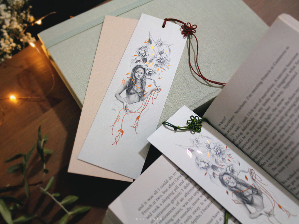 Eden bookmark