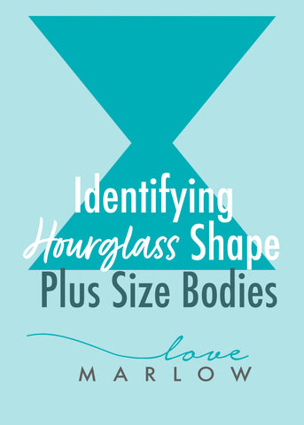 Identifying Hourglass Plus Size Body Shapes