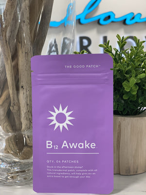 B12 AWAKE PATCH