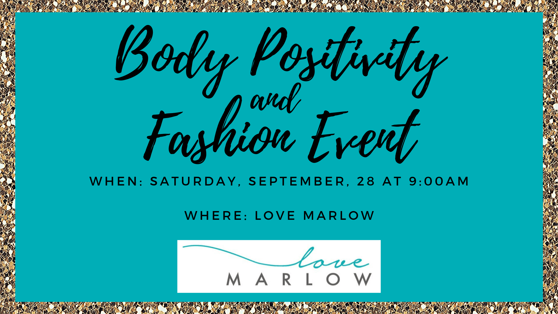 BODY POSITIVITY AND FASHION EVENT
