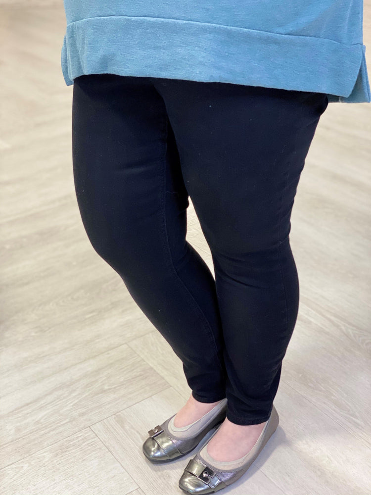 Load image into Gallery viewer, HIGH RISE SUPER SKINNY JEAN