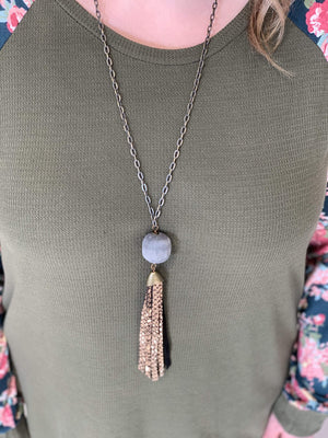 Load image into Gallery viewer, JOURNEY NECKLACE