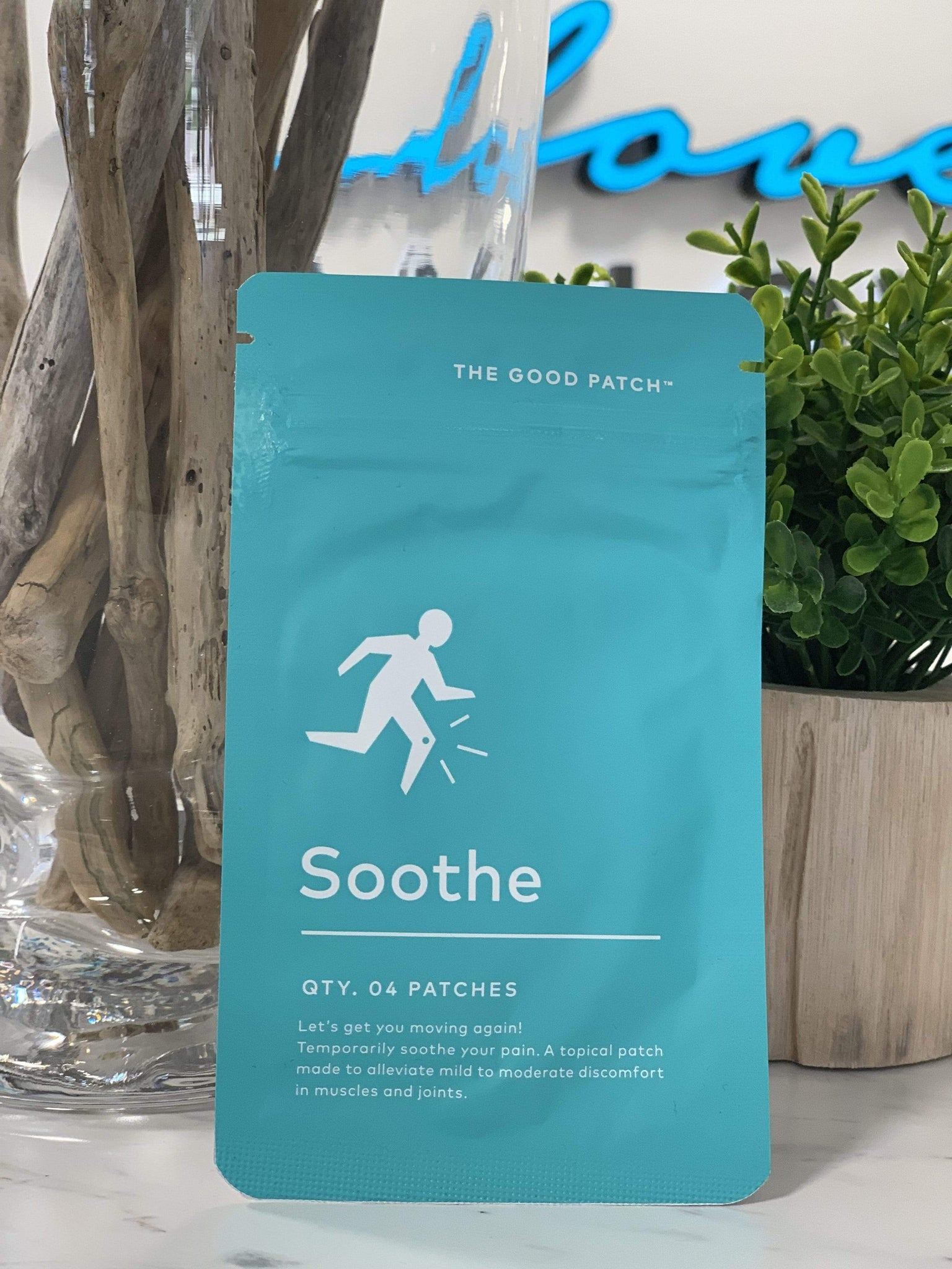 SOOTHE PATCH