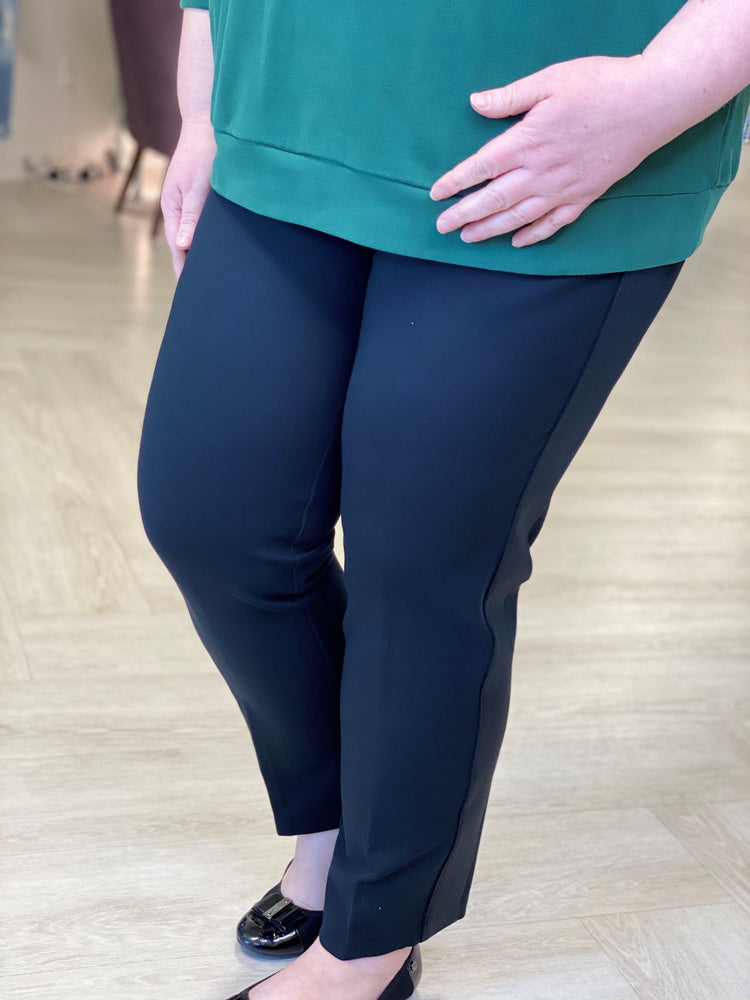 Spanx© The Perfect Black Pant, Ankle Tuxedo Slim Straight
