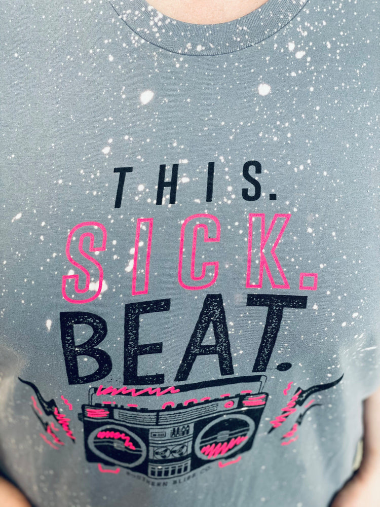 """THIS SICK BEAT"" GRAPHIC TEE"