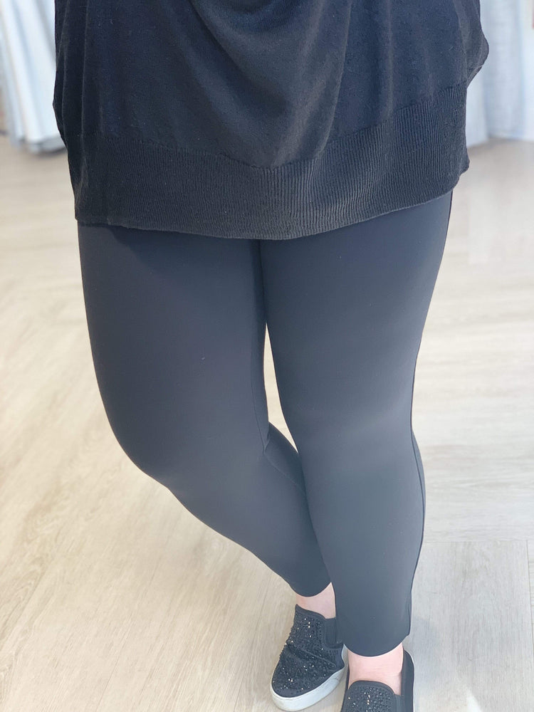 Load image into Gallery viewer, Spanx© PONTE ANKLE LEGGING