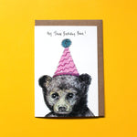 Party Bear Card