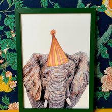 Load image into Gallery viewer, Elephant Giclée Print