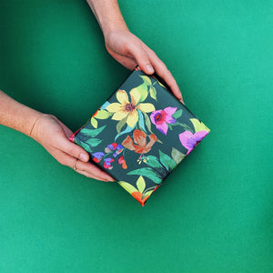 Forest Hill Floral Gift Wrap