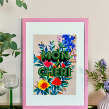 Load image into Gallery viewer, Mon Cheri Giclée Print