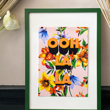 Load image into Gallery viewer, Ooh La La Giclée Print