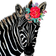 Load image into Gallery viewer, Zebra Giclée Print