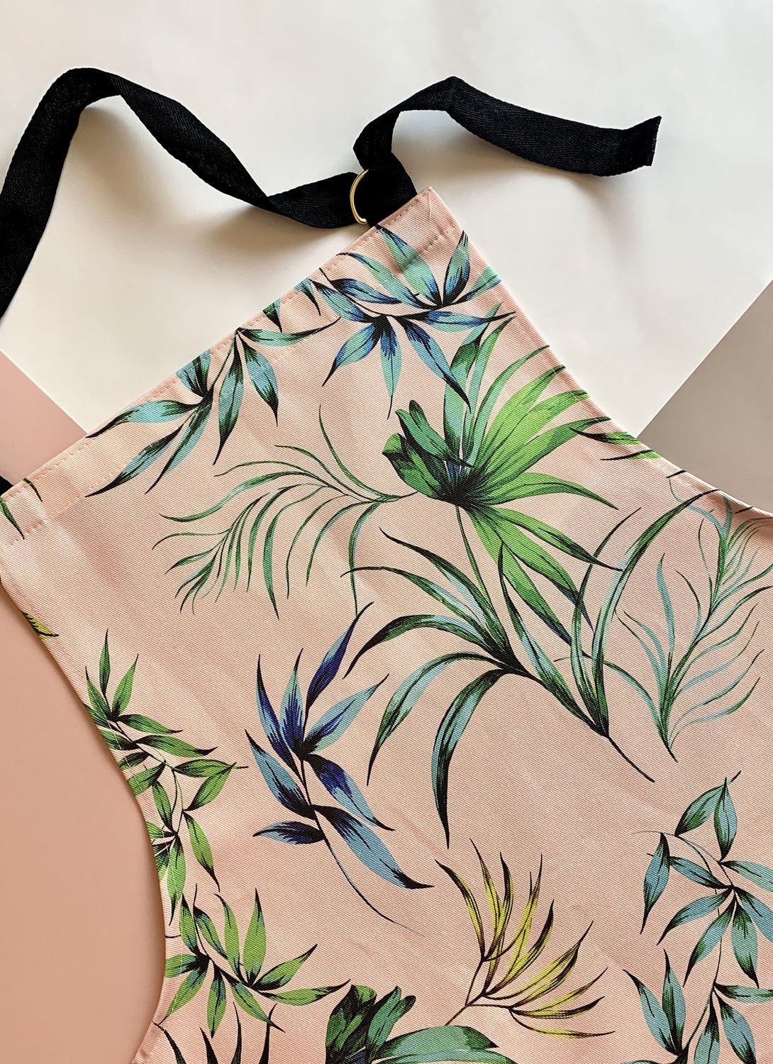 Palm Blush Apron