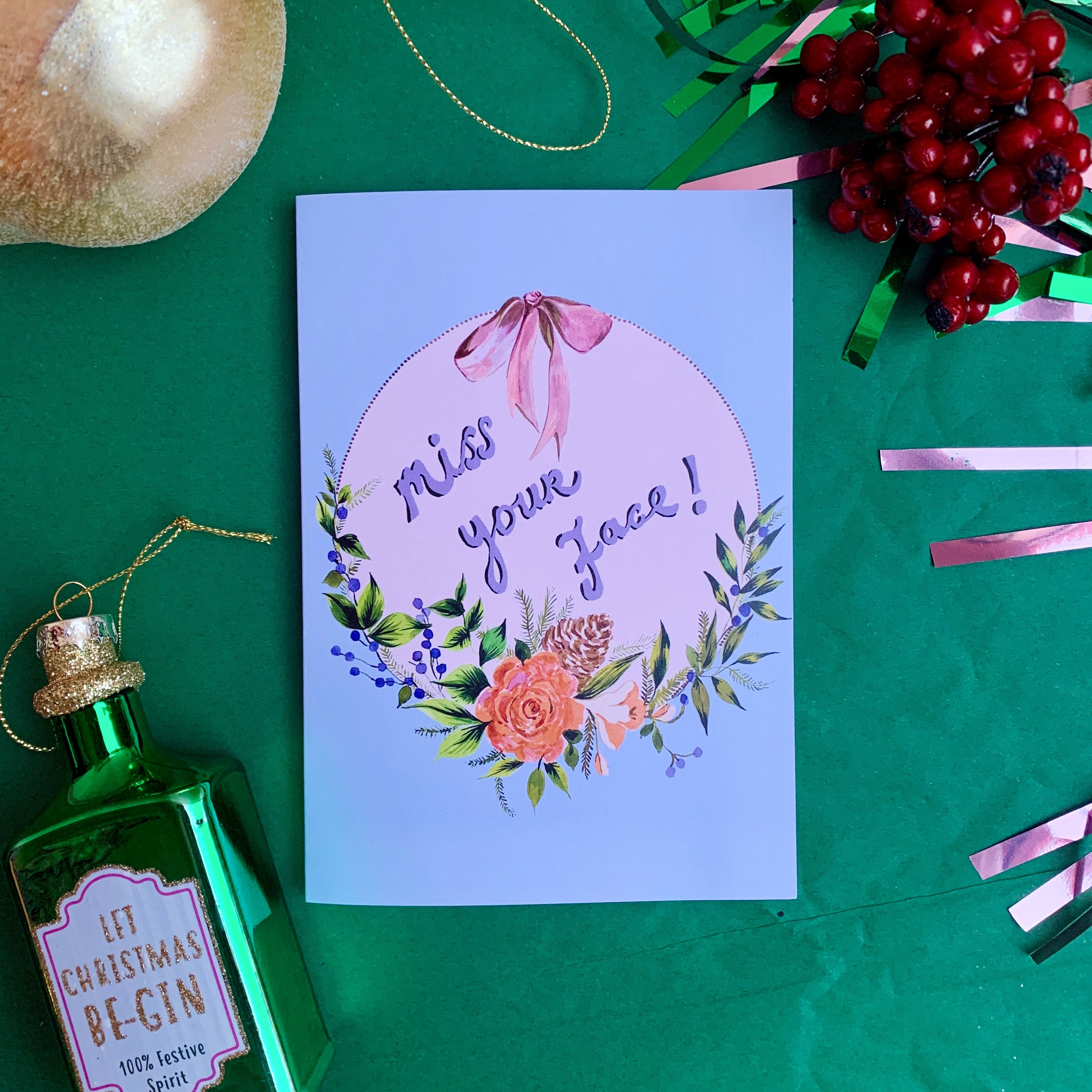 Pack of 12 Alternative Christmas Cards (in aid of Mind Charity)