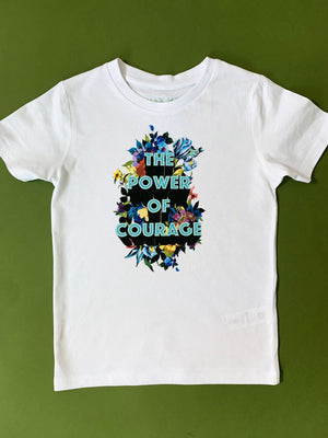 Power of Courage T-shirt for Kids