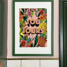 Load image into Gallery viewer, Toujours Giclée Print