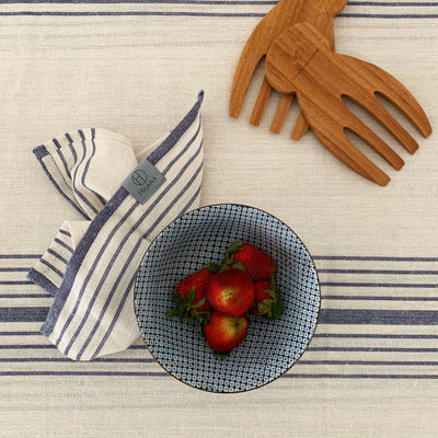 Kayseri Tablecloth Set - Blue