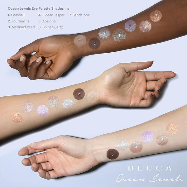 Becca Ocean Jewels Eye Palette