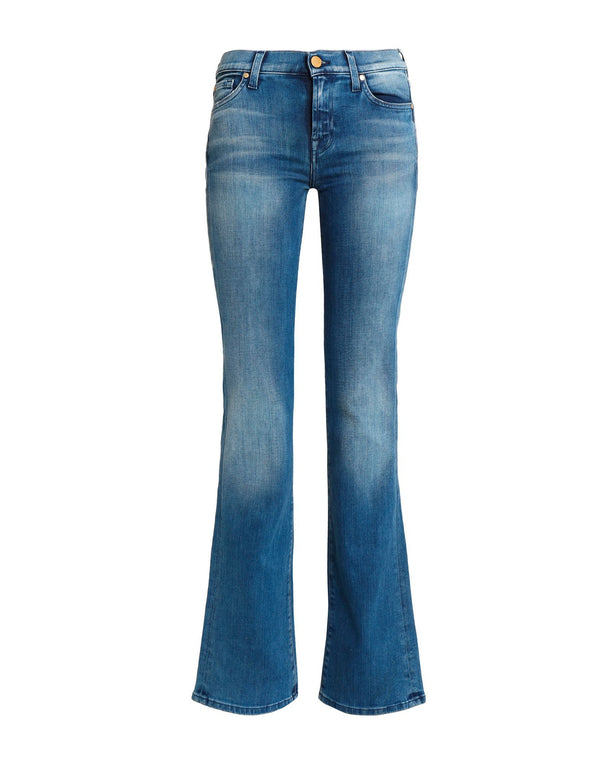 7 For All Mankind - The Skinny Jeans - Blue