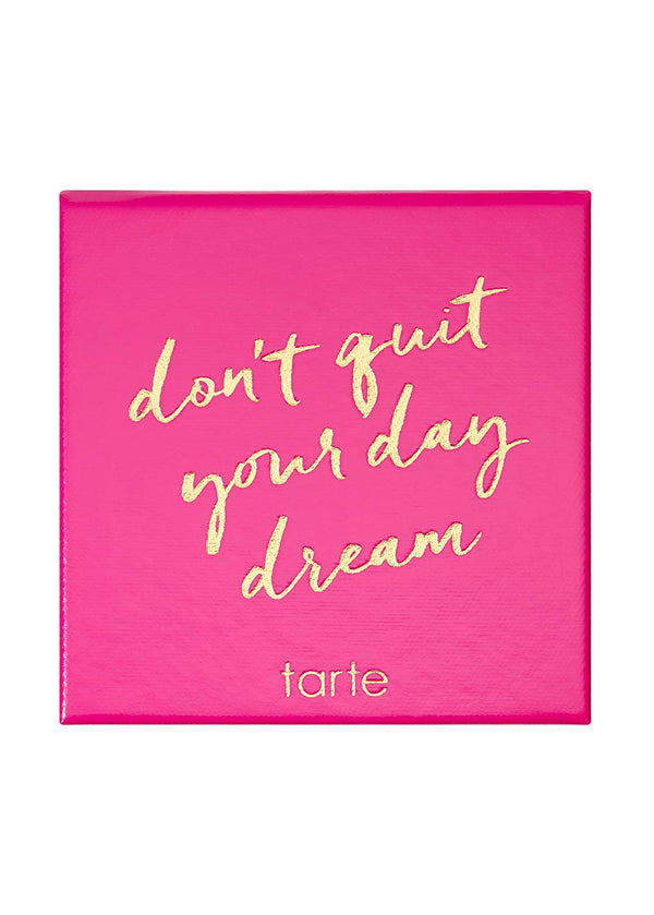 Tarte Don't Quit Your Day Dream Eyeshadow Palette - Limited Edition