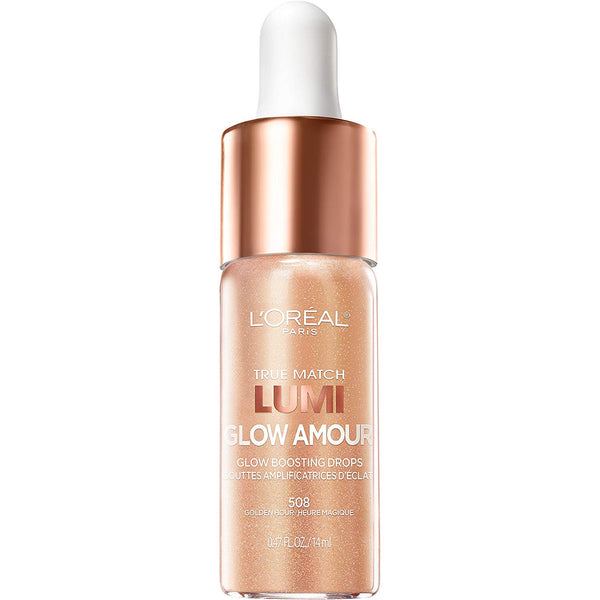 L'Oreal True Match Lumi Glow Amour Glow Boosting Drops - Golden Hour
