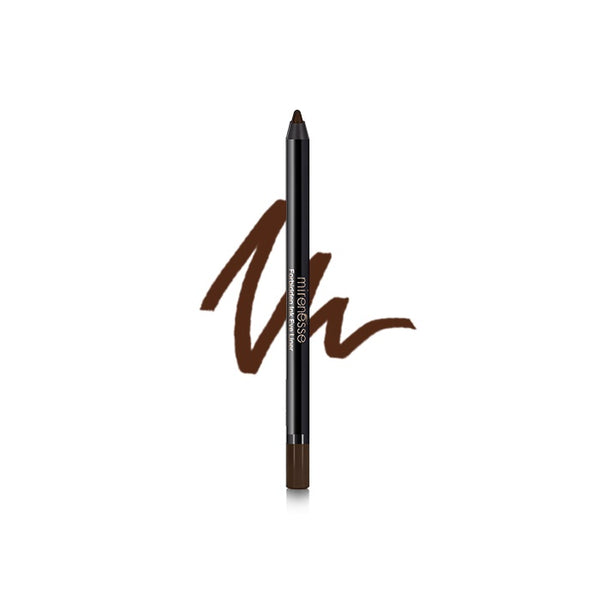 Mirenesse Forbidden Ink Waterproof Eyeliner With Sharpener 2. Passion
