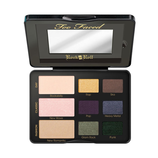 Too Faced Rock N Roll Rock Candy Eye Shadow Palette