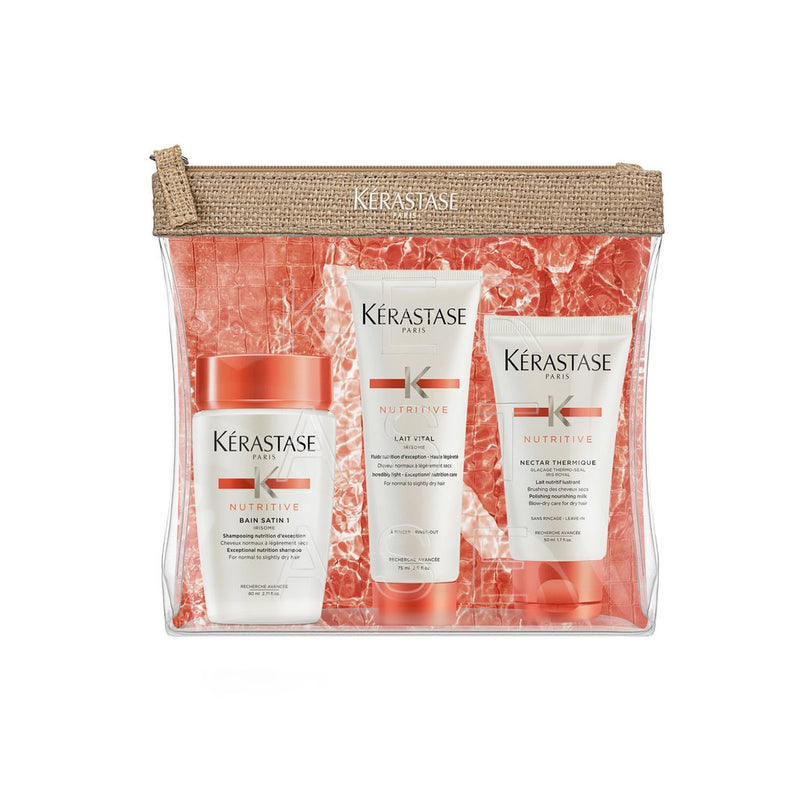 Kérastase Le Voyage Travel Kit - Nutritive
