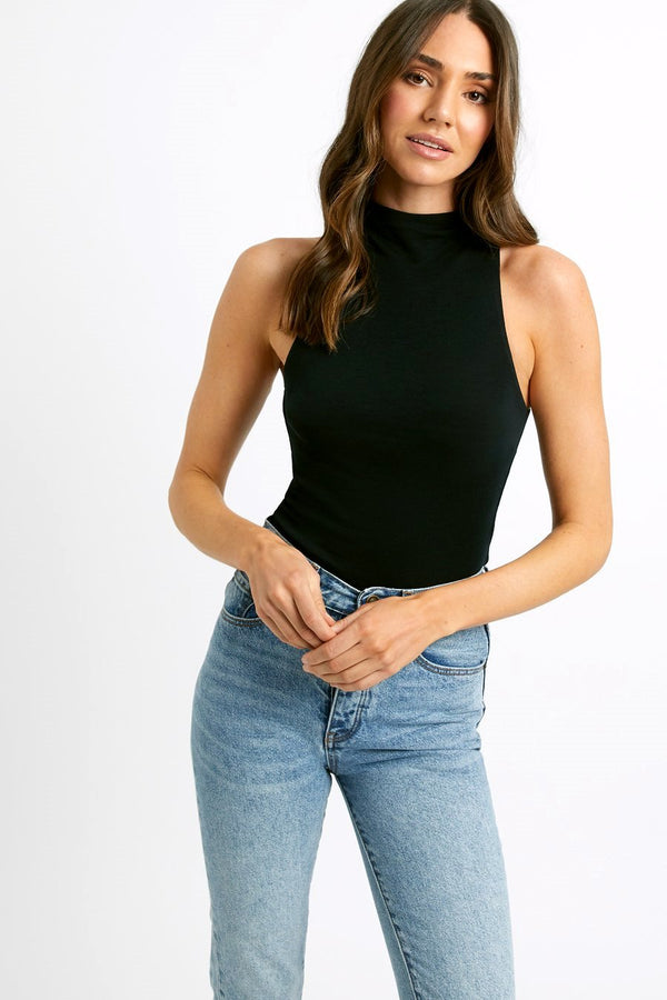 KOOKAÏ Carissa Top - Black