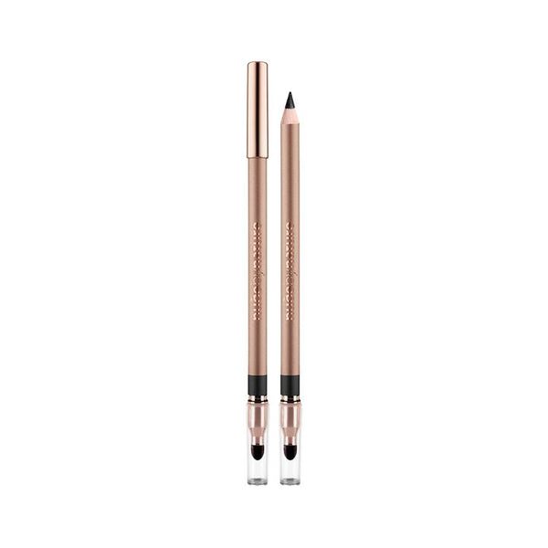 Nude By Nature Contour Eye Pencil 01 Black