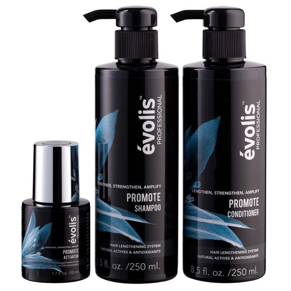 Evolis Professional Promote 3-Step Hair Growth System