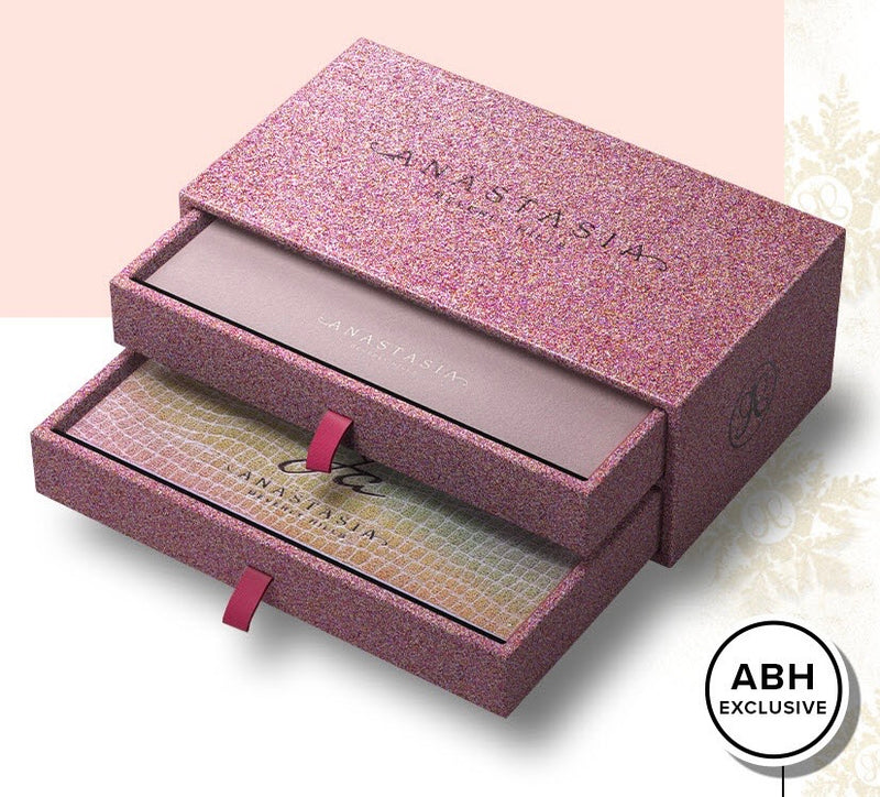 Anastasia Beverly Hills - Limited Edition Pink Glitter Vault