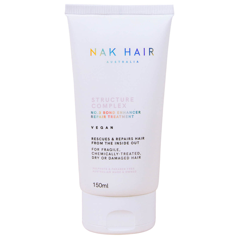 NAK Structure Complex No.3 Bond Enhancer 150ml