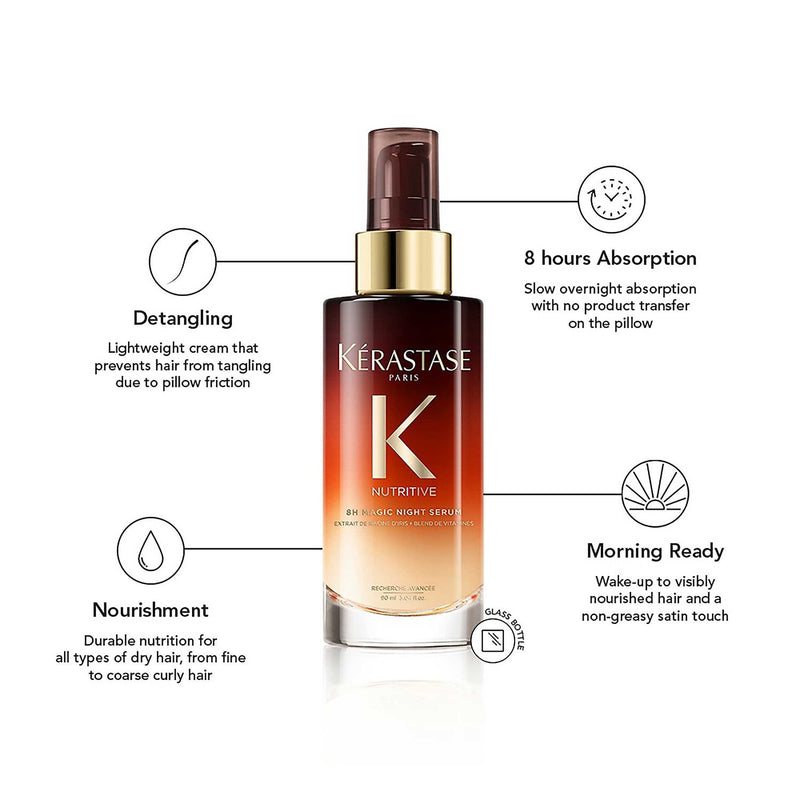 Kérastase Nutritive 8hr Magic Night Serum 90ml 90ml