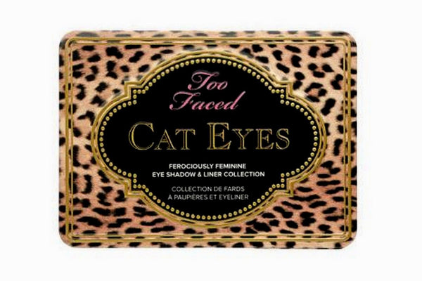 Too Faced Cats Eyes Ferociously Feminine Eyeshadow Palette