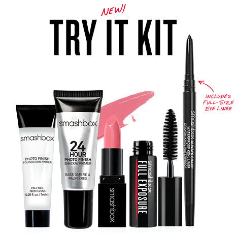 Smashbox Try It Kit: Bestsellers