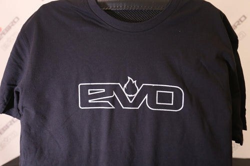 Shirt EVO Black & Silver