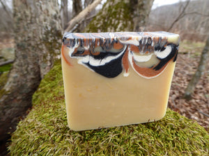 Tiger Strength Soap